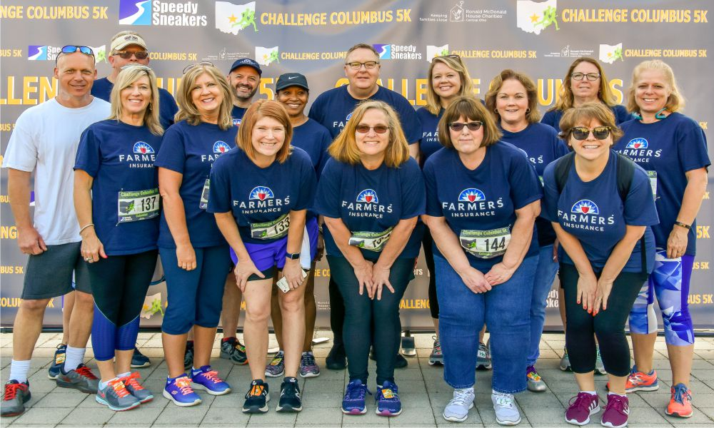 Team Challenge Columbus 5k