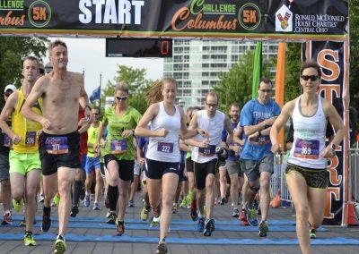 2015 Challenge Columbus 5k