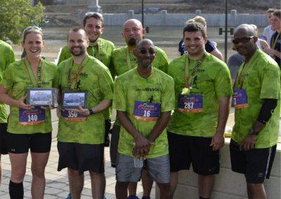 Scotts Miracle-Gro Team Winners